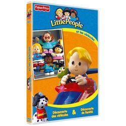 Couverture de Little People et les véhicules