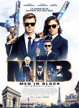 Couverture du livre : Men In Black: International