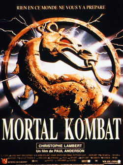 Couverture de Mortal Kombat