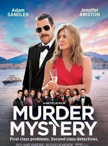 Couverture de Murder mystery