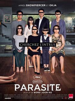 Couverture de Parasite