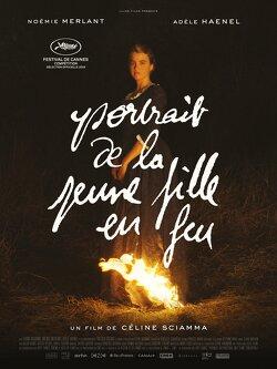 Couverture de Portrait de la jeune fille en feu