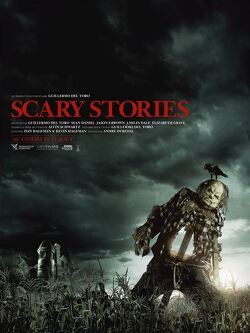 Couverture de Scary Stories to Tell in The Dark