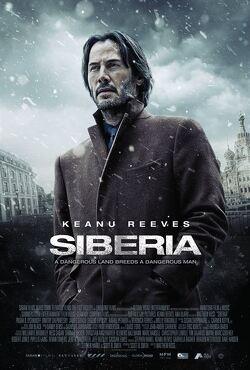 Couverture de Siberia