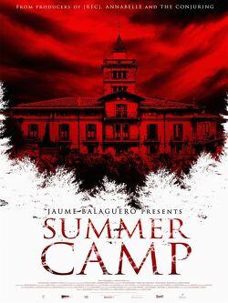 Couverture de Summer Camp