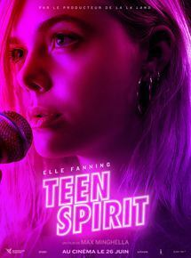 Couverture de Teen spirit