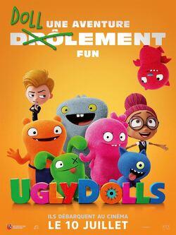 Couverture de UglyDolls