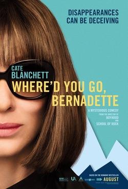 Couverture de Where'd You Go, Bernadette