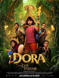 Couverture de Dora et la cité perdue