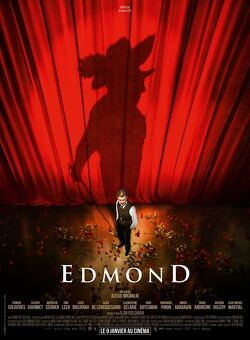 Couverture de Edmond