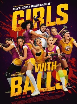 Couverture de Girls with Balls