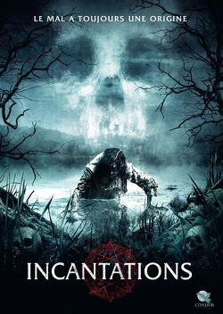 Couverture de incantations