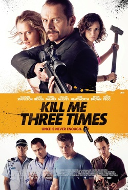 Couverture de Kill Me Three Times