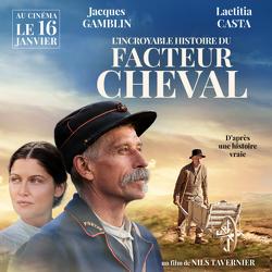 Couverture de L'Incroyable histoire du Facteur Cheval
