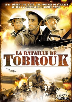Couverture de La bataille de Tobrouk