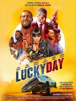 Couverture de Lucky day
