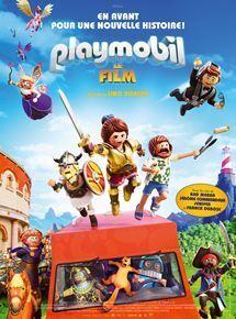 Couverture de Playmobil, le film