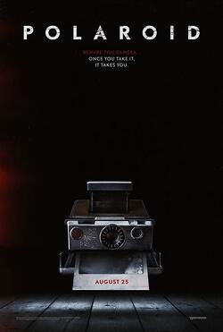 Couverture de Polaroid