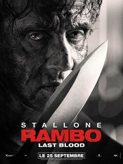 Couverture de Rambo : Last Blood