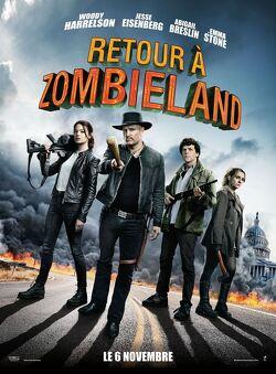 Couverture de Retour à Zombieland