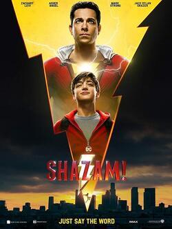 Couverture de Shazam!