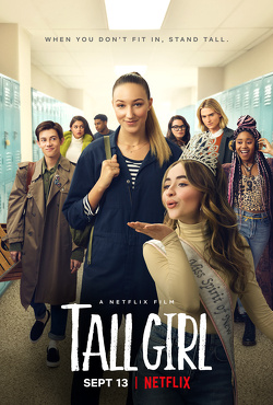 Couverture de Tall girl