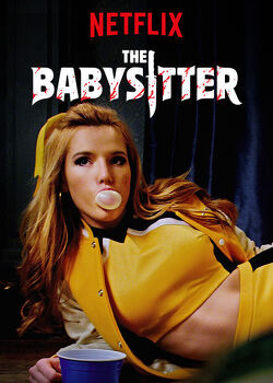 Couverture de The Babysitter