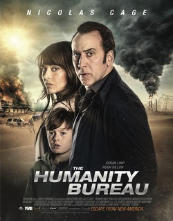 Couverture de The humanity bureau