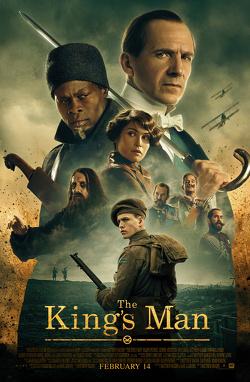 Couverture de The King's Man