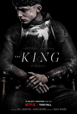 Couverture de The King