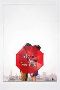 Couverture de Un jour de pluie à New York