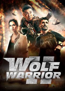 Couverture de Wolf Warrior 2