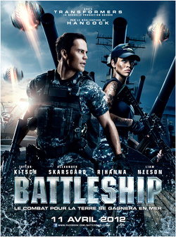 Couverture de Battleship