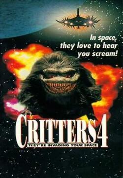 Couverture de Critters 4
