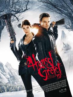 Couverture de Hansel & Gretel : Witch Hunters