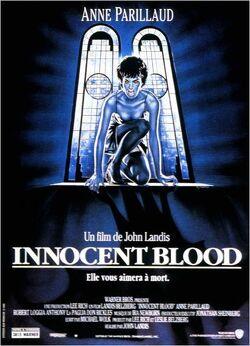 Couverture de Innocent blood