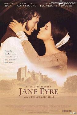 Couverture de Jane Eyre