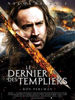 Couverture de Le Dernier des Templiers
