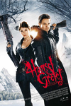 couverture Hansel & Gretel : Witch Hunters