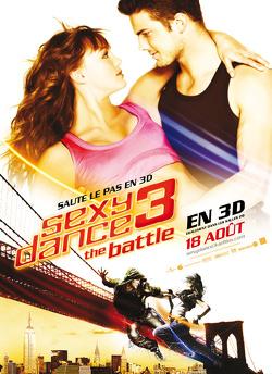 Couverture de Sexy Dance 3 : The Battle