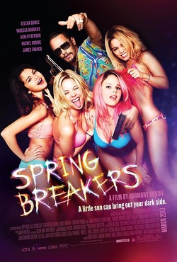 Couverture de Spring breakers