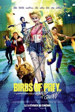 Couverture de Birds of Prey