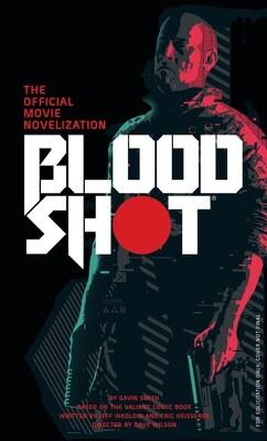 Couverture de Bloodshot