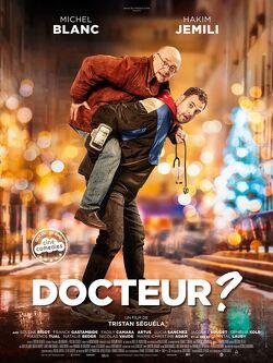 Couverture de Docteur ?