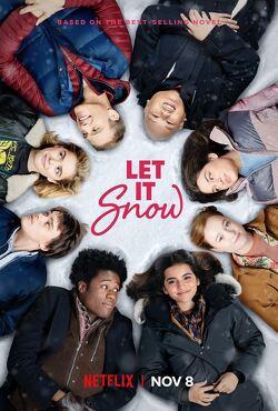 Couverture de Flocons d'amour ( Let it snow)