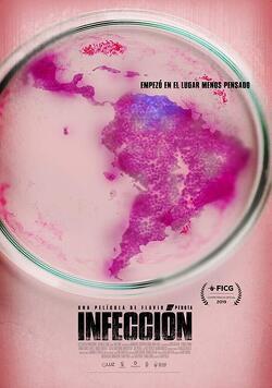 Couverture de Infection