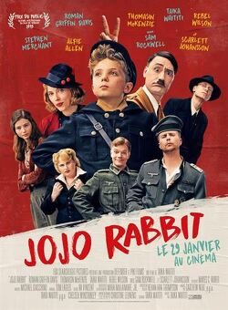 Couverture de Jojo Rabbit