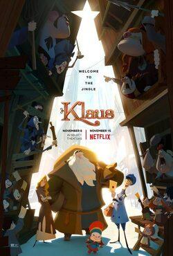 Couverture de Klaus