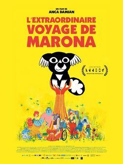 Couverture de L'Extraordinaire Voyage de Marona