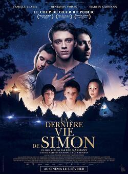 Couverture de La dernière vie de Simon